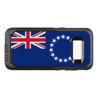 Flag of the Cook Islands Samsung OtterBox Case