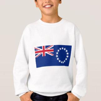 Flag_of_the_Cook_Islands Sweatshirt