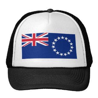 Flag_of_the_Cook_Islands Trucker Hat