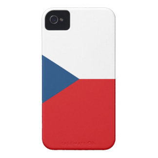 Flag of the Czech Republic - Česká vlajka iPhone 4 Case-Mate Cases