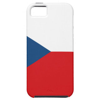 Flag of the Czech Republic - Česká vlajka iPhone 5 Case