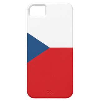 Flag of the Czech Republic - Česká vlajka iPhone 5 Cover