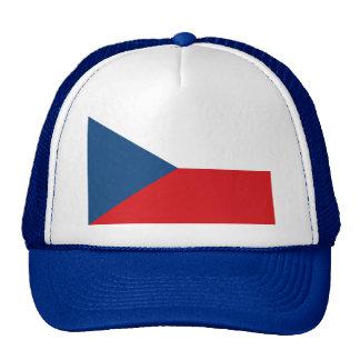 Flag of the Czech Republic - Česká vlajka Trucker Hat