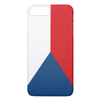 Flag of the Czech Republic iPhone 7 Plus Case