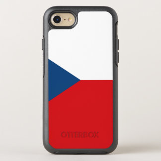 Flag of the Czech Republic OtterBox iPhone Case
