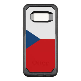 Flag of the Czech Republic Samsung OtterBox Case
