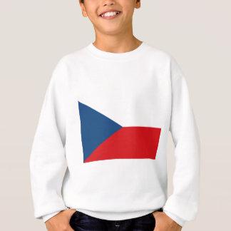 Flag_of_the_Czech_Republic Sweatshirt