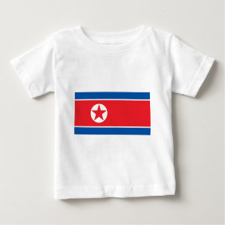 Flag of the Democratic People's Republic of Korea Baby T-Shirt