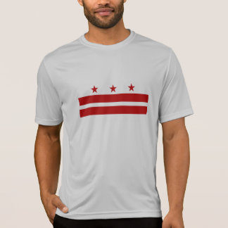 Flag of the District of Columbia T-Shirt