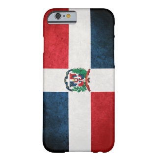 Flag of the Dominican Republic Barely There iPhone 6 Case