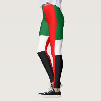 Flag of the Emirates Leggings