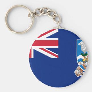 Flag of the Falkland Islands - Union Jack Keychain