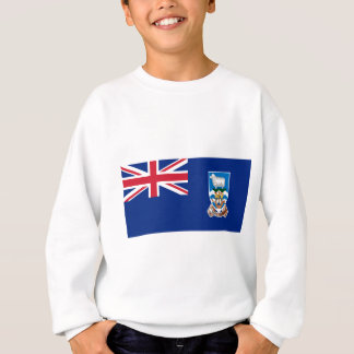 Flag of the Falkland Islands - Union Jack Sweatshirt