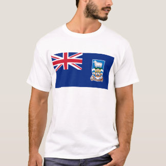 Flag of the Falkland Islands - Union Jack T-Shirt