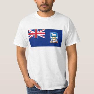 Flag of the Falkland Islands - Union Jack T-Shirt