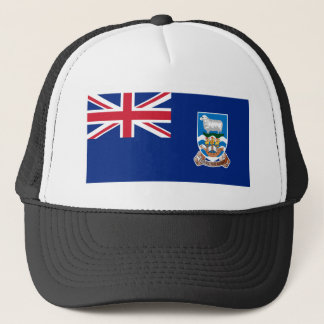 Flag of the Falkland Islands - Union Jack Trucker Hat