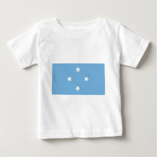 Flag of the Federated States of Micronesia Baby T-Shirt