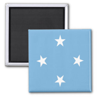 Flag of the Federated States of Micronesia Magnet