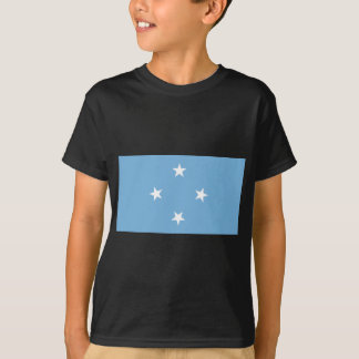 Flag of the Federated States of Micronesia T-Shirt
