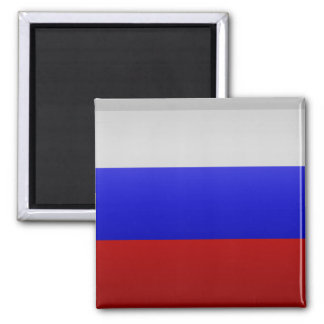 Flag of the Federation of Russia Magnet