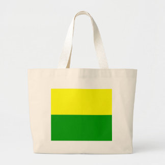 Flag of The Hague Large Tote Bag
