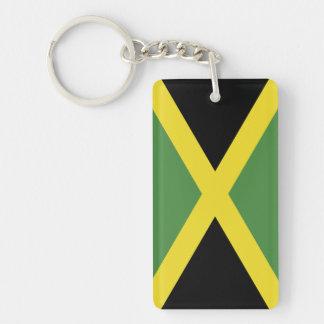 Flag of the Jamaica Keychain