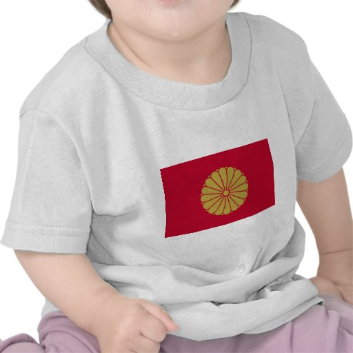 Flag of the Japanese Emperor Tee Shirt