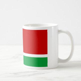 Flag of the Lithuanian SSR - Lietuvos TSR Veliava Coffee Mug