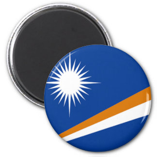 Flag of the Marshall Islands Magnet