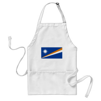 Flag_of_the_Marshall_Islands Standard Apron