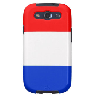Flag of the Netherlands Samsung Galaxy SIII Case