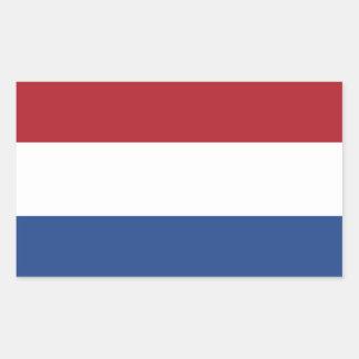 Flag of the Netherlands Sticker