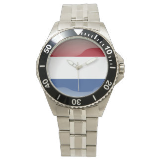 Flag of the Netherlands Watch