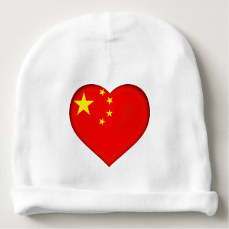 Flag of the People's Republic China Baby Beanie