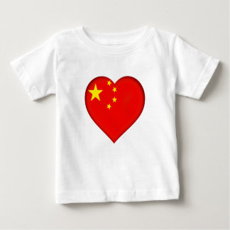 Flag of the People's Republic China Baby T-Shirt