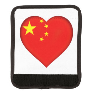 Flag of the People's Republic China Luggage Handle Wrap