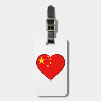 Flag of the People's Republic China Luggage Tag