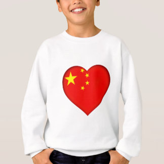 Flag of the People's Republic China Sweatshirt
