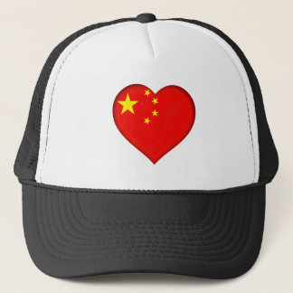 Flag of the People's Republic China Trucker Hat