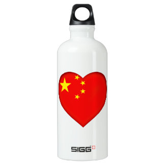 Flag of the People's Republic China Water Bottle
