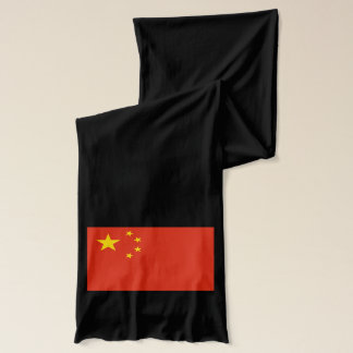 Flag of the People's Republic of China - 中华人民共和国国旗 Scarf
