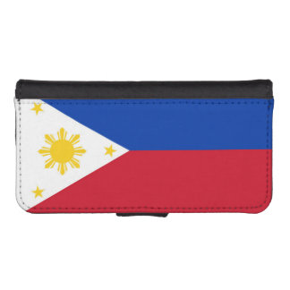 Flag of the Philippines iPhone SE/5/5s Wallet Case