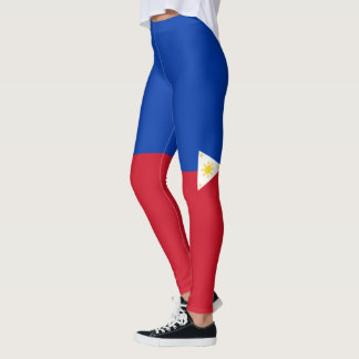 Flag of the Philippines Leggings