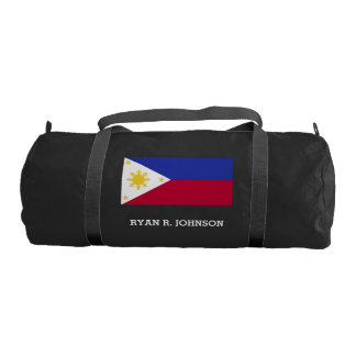 Flag of the Phillipines Gym Bag