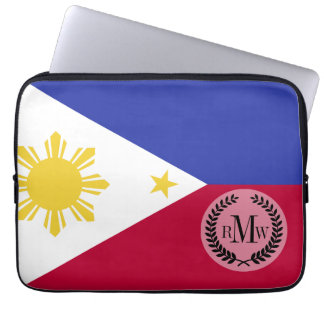 Flag of the Phillipines Laptop Sleeve