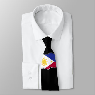 Flag of the Phillipines Tie