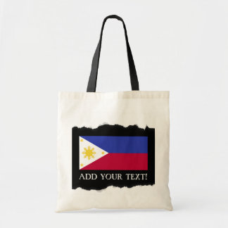 Flag of the Phillipines Tote Bag