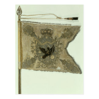 Flag of the Prussian Infantry under Frederick Postcard