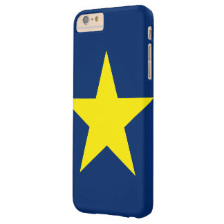 Flag of the Republic of Texas Barely There iPhone 6 Plus Case