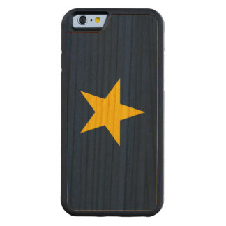 Flag of the Republic of Texas Cherry iPhone 6 Bumper Case